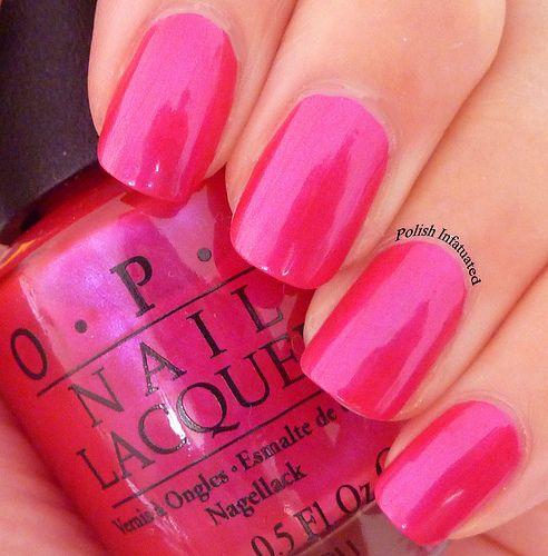Nail Polish Catalog: OPI - Pompeii Purple On My Toes Now :)