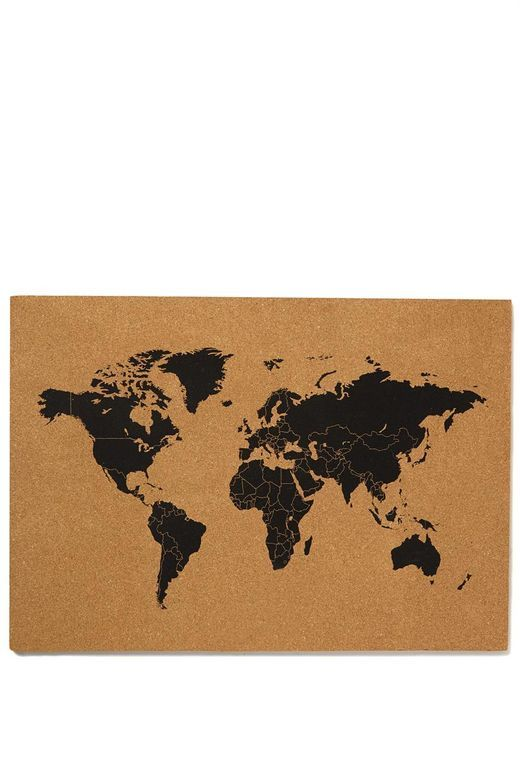 what a corker, WORLD MAP SET