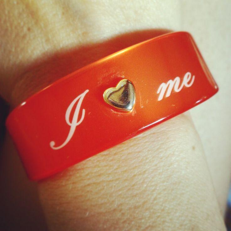 Cuff, resina, made in Italy, rosa velvet shop on line, bracciale, cuore, love, bijoux, matildesign, bracelet