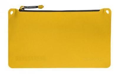 "Magpul Industries DAKA Pouch Medium Yellow Polymer 7""x12"" MAG857-720"