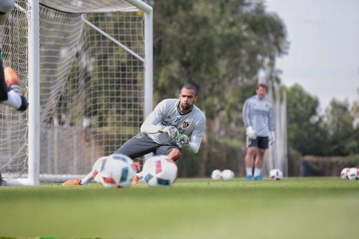 Photo Gallery: LA Galaxy players begin preseason training camp | LA Galaxy