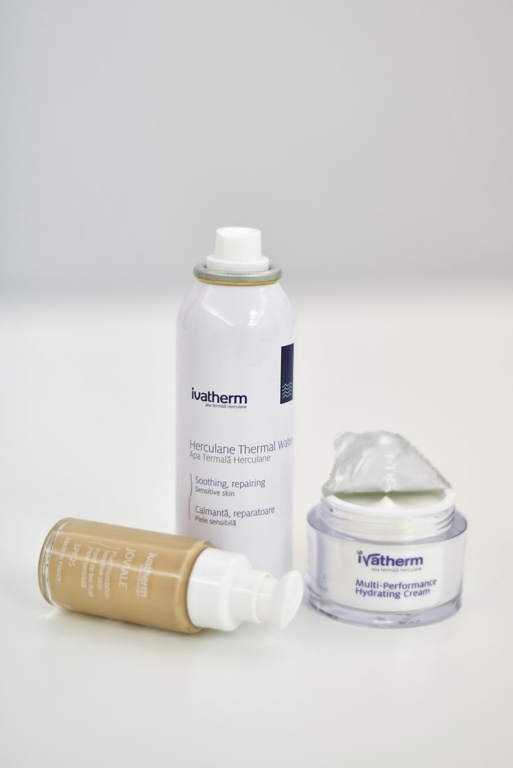JOVIALE by Ivatherm #makeup #ivathermlove #hydration #sunscreen