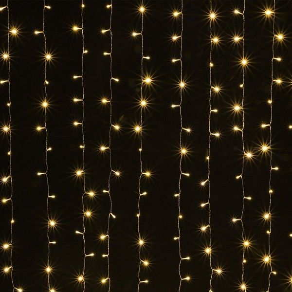 Solar Powered Curtain Icicle Lights Agptek 3m X 3m 8 Modes Fairy Liked On Polyvore Featuri Curtain Lights Outdoor Solar Fairy Lights Outdoor Fairy Lights