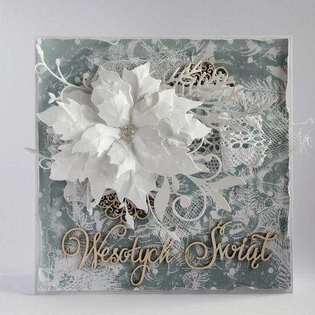 papieroffka Boże narodzenie - kartka