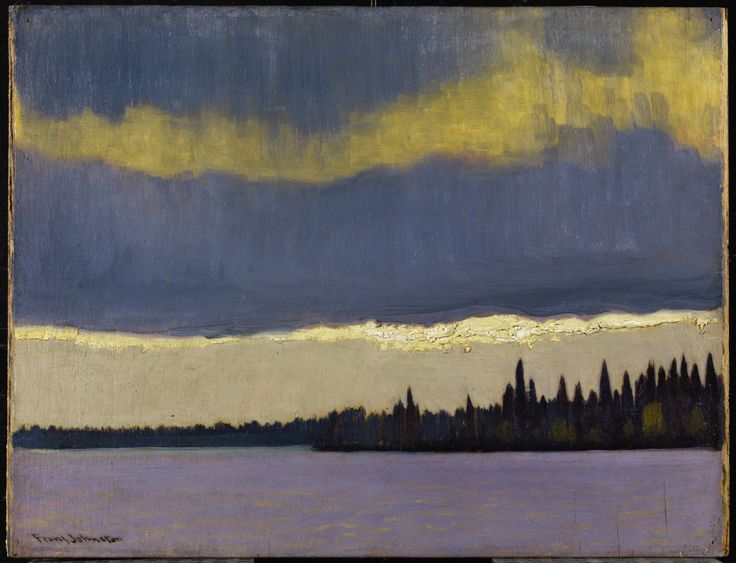 The Gleam, Northern Quebec, c. 1935 Franz Johnston, Canadian