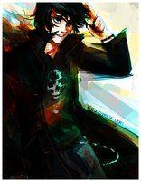 Son of Hades by *viria13 on deviantART (Nico, Percy Jackson series)