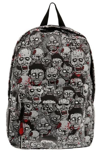 glow in the dark zombie backpack