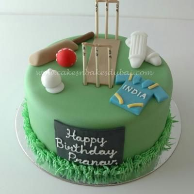 Cake Decorating Cricket Figures : 1000+ ideas about Cricket Cake on Pinterest Rugby Cake ...