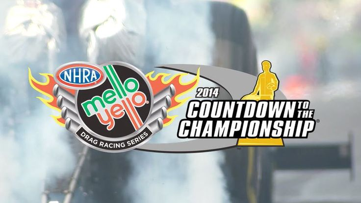 The 2014 NHRA Mello Yello Countdown is on! Catch all the action on ESPN2 this fall, click here for the TV Schedule > http://www.nhra.com/nhraontv/melloyello.aspx