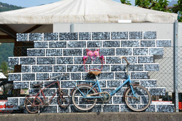 ...Muraglia biciclettese...