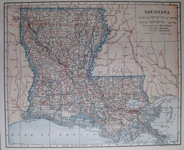 Best 25 Map of louisiana ideas on Pinterest  French quarter map