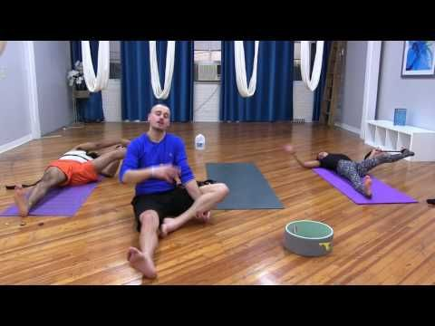 Gorilla Yoga Reclined Series For Back Pain