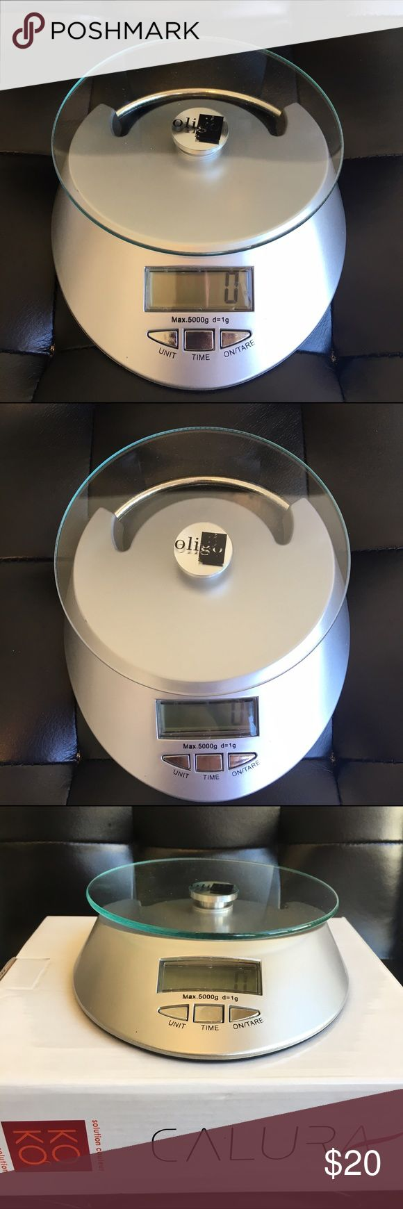 Shipping Scale Shipping Scale NWT and in original packaging. This is a small scale that can be used for anything. Requires 2 AA batteries not included. Priced to sell. #KW019 Accessories