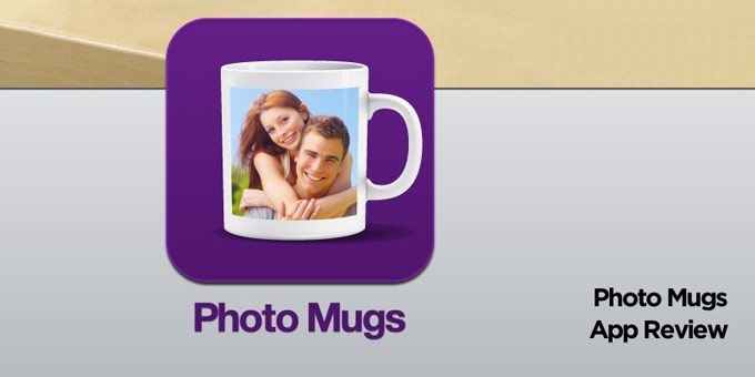 Photo Mugs iPhone App: Make Personalized Photo Mugs and Get them Shipped In 24 Hrs