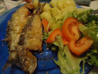 Sardinhas no forno com mangericão, Receita Petitchef