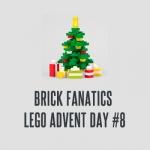 LEGO Advent Day #8