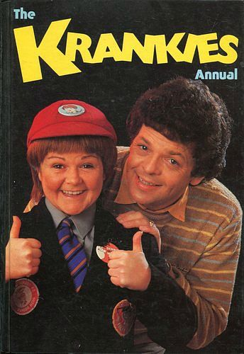 Krankies Annual 1983