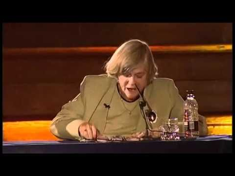 The Intelligence Squared Debate: The Catholic Church is a force for good in the world. Arguing against: Christopher Hitchens and Stephen Fry.