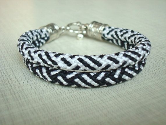 Woven bracelet 6' bracelet Bright bracelet от WorkshopKumihimo