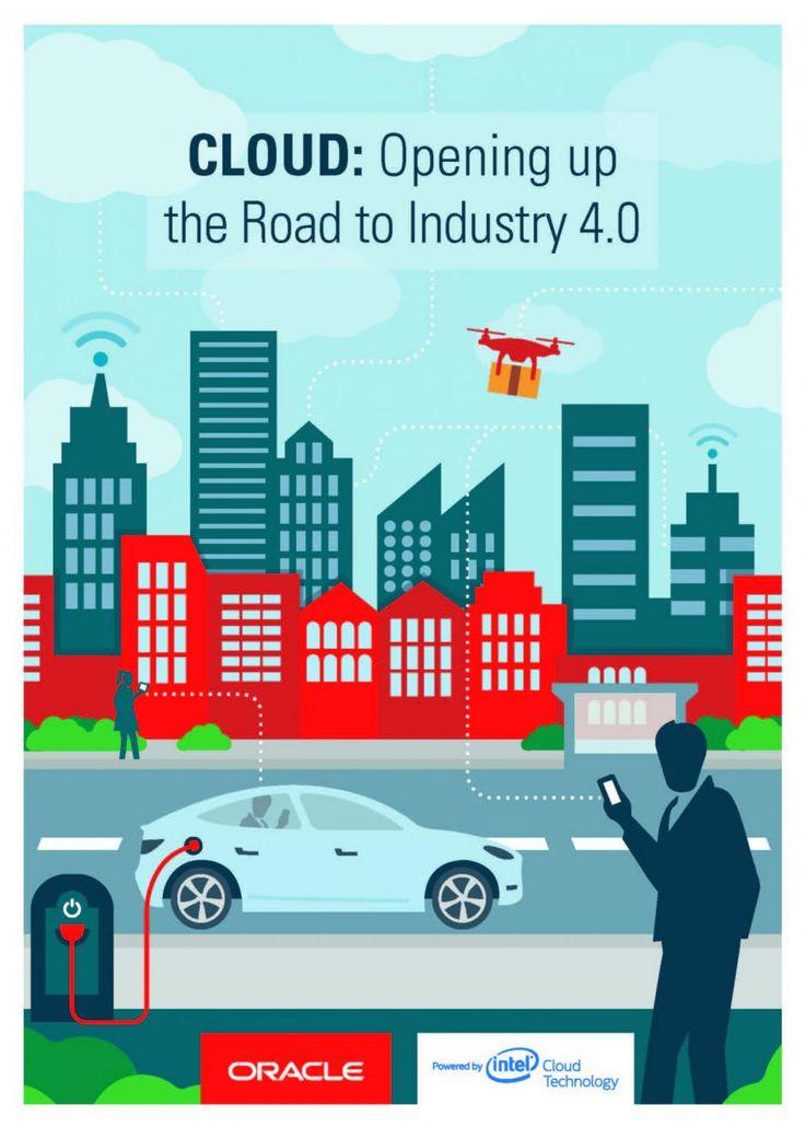 Oracle, Cloud ,Industrie 4.0, SaaS, Studie, Big Data, IoT