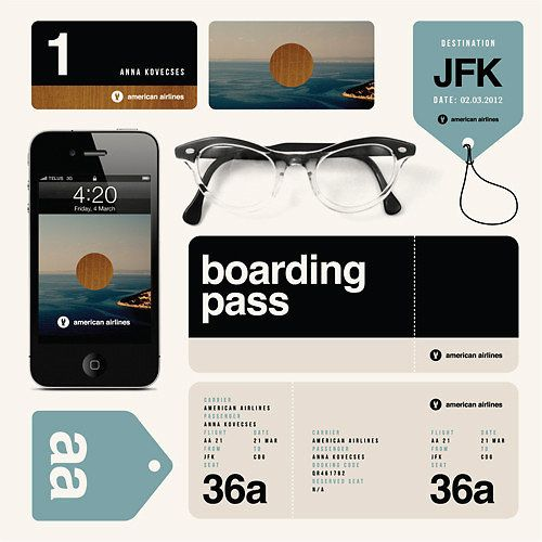 9: A Hyper Cool (And Controversial) Rebranding For American Airlines | Looking Back At 2012's Best Branding | Co.Design: business + innovation + design