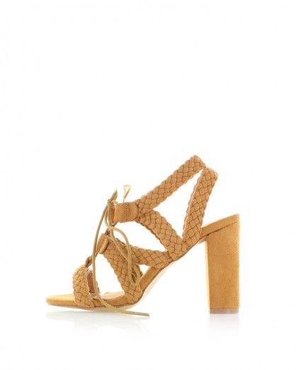 Skořicové sandály Mapito