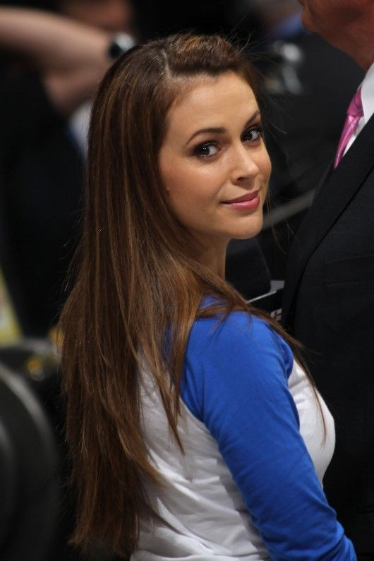 Alyssa Milano ..... My all time crush forever!