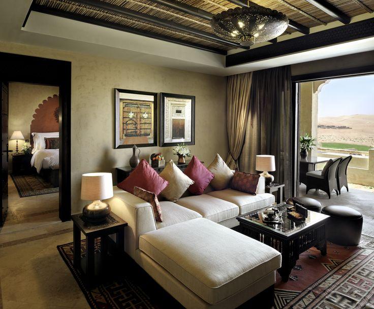 Living Room Decorations Middle Eastern Style Qasr Al Sarab Desert Resort By Anantara Abu Dhabi