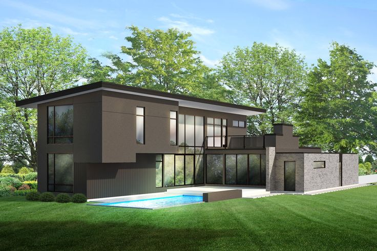 DCAM Homes - Custom Built Homes in Oakville, Burlington and surrounding communities. Glasshouse Project