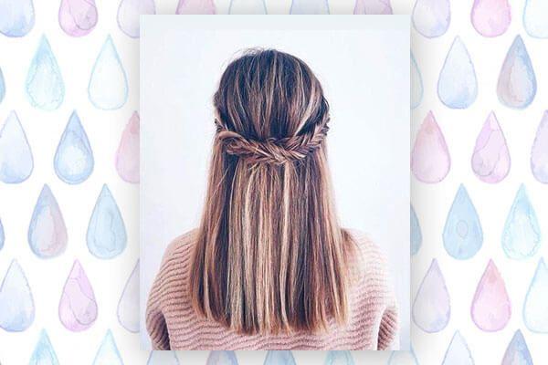 6 no-fuss hairstyles for travel   Medium hair braids ...