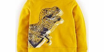 Mini Boden Sweatshirt, Ochre Marl/Dinosaur,Khaki Great casual chill stopper for nippy days, as well as those hours when the suns gone down. Options include our featured Britoflage print which youll find throughout the range for easy coordinated outf http://www.comparestoreprices.co.uk/kids-clothes--boys/mini-boden-sweatshirt-ochre-marl-dinosaur-khaki.asp