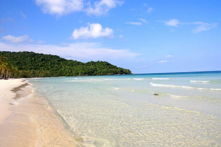 Ein #Strand, wie im #Paradies: Bai Sao in #Vietnam.