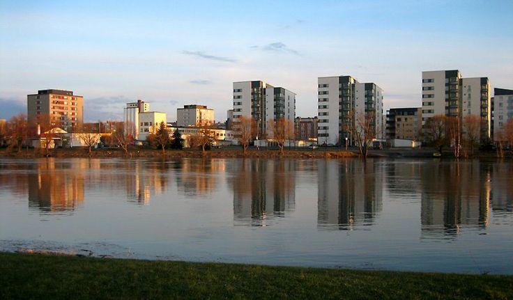 Pori (ruots. Björneborg) on Suomen kaupunki ja Satakunnan maakuntakeskus, joka sijaitsee Kokemäenjoen suulla Selkämeren rannikolla Satakunnan maakunnassa. Kaupungin väkiluku on ollut viime vuosina jälleen nousussa ja kaupungissa asui 31. tammikuuta 2014 83 487 asukasta. Kirjottanut Nikke