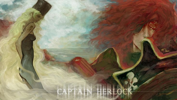 Captain HERLOCK by hoooook.deviantart.com on @deviantART