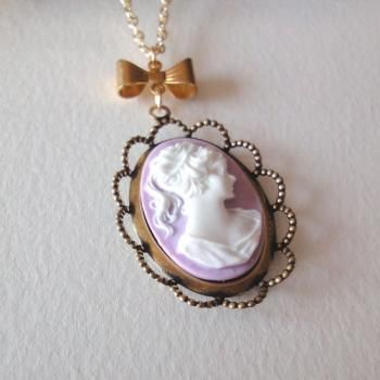 64 best vintage cameo jewelry images on pinterest cameo necklace uk vintage cameo necklace mozeypictures Choice Image