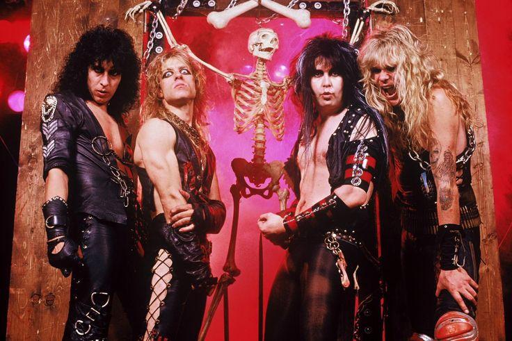 W.A.S.P. … Original line up included Randy Piper, Tony ...
