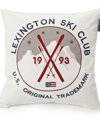 Lexington Ski Club Sham