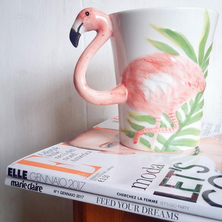 What better way to kick off the week with a lovely #mug, it surely overcomes the #Monday morning #blues ❁ #mondayblues #mondaymotivation #mood #flamingo #pinkbird #bird #fauna #nature #naturelovers #naturehippys #nature_sultans #nature_seekers #nature_wizards #natureaddict #mind #feedyourdreams #daydreaming #lifestyle #gypsy #boho #fashion #instaphoto #instagood #instadaily #igers
