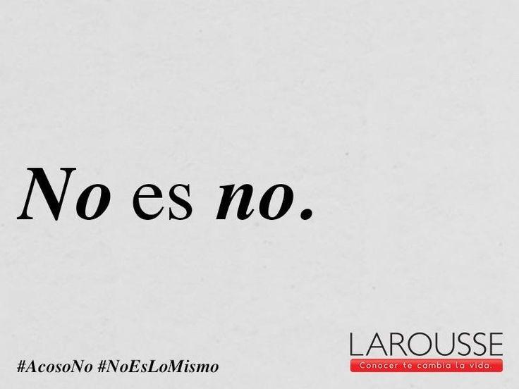 Resultado de imagen para campaña larousse contra el acoso