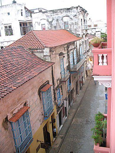 Cuba - La Havane (vieille ville)