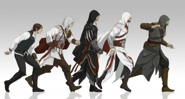 The Assassin's Creed TV series will be an anime! We heard about it for some time now, it is now official: the series Assassin's Cree...