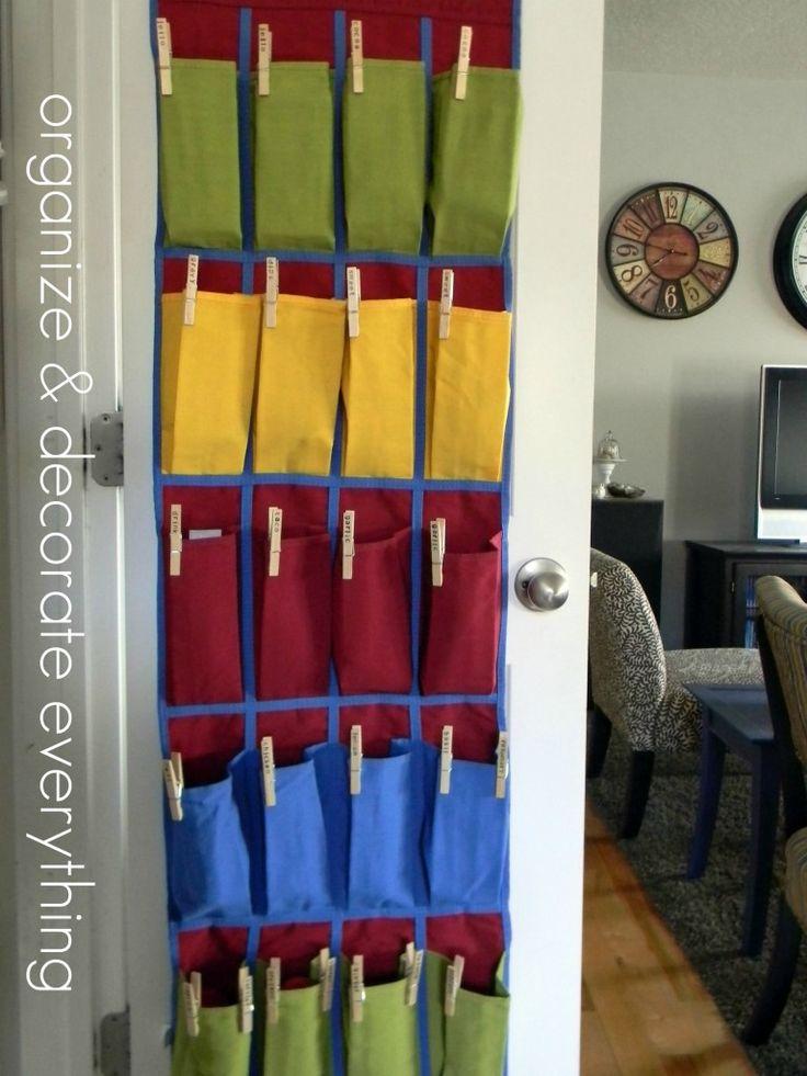 25 best ideas about hanging shoe organizer on pinterest