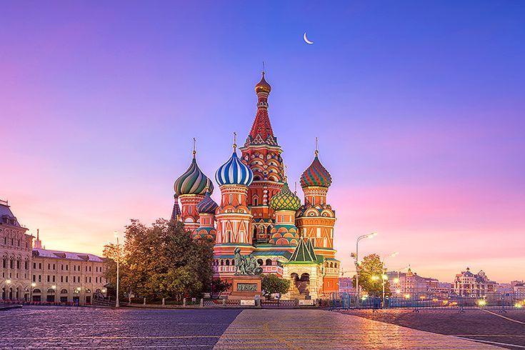 9. Moskva, Ryssland