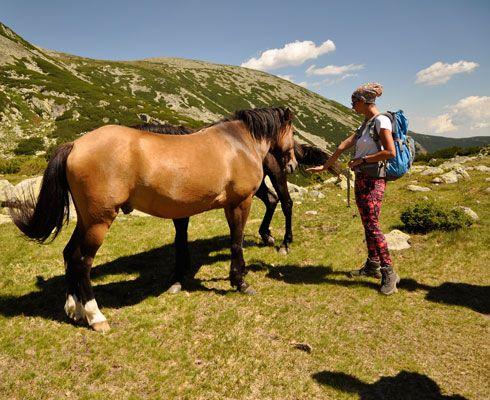 Descopera frumusetile Parcului National Retezat in 8 poze si un zambet alaturi de ambasadoarea noastra, Karina Marusteri!