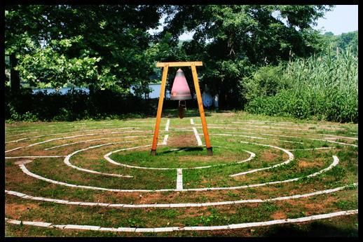 20 best ideas about labyrinth on pinterest gardens for Garden labyrinth designs