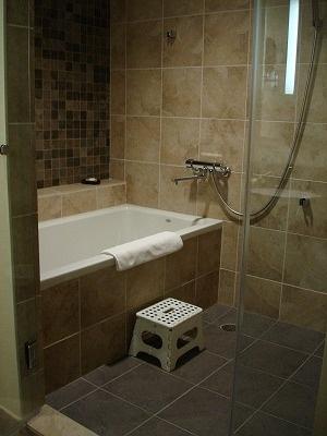 Japanese Style Bathroom Miyako Hybrid Hotel In LA For