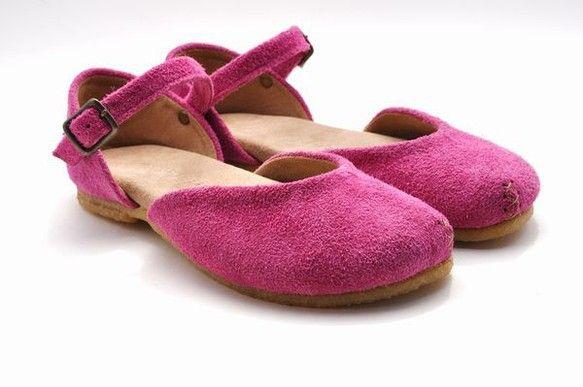 【plie sandals】ピンク