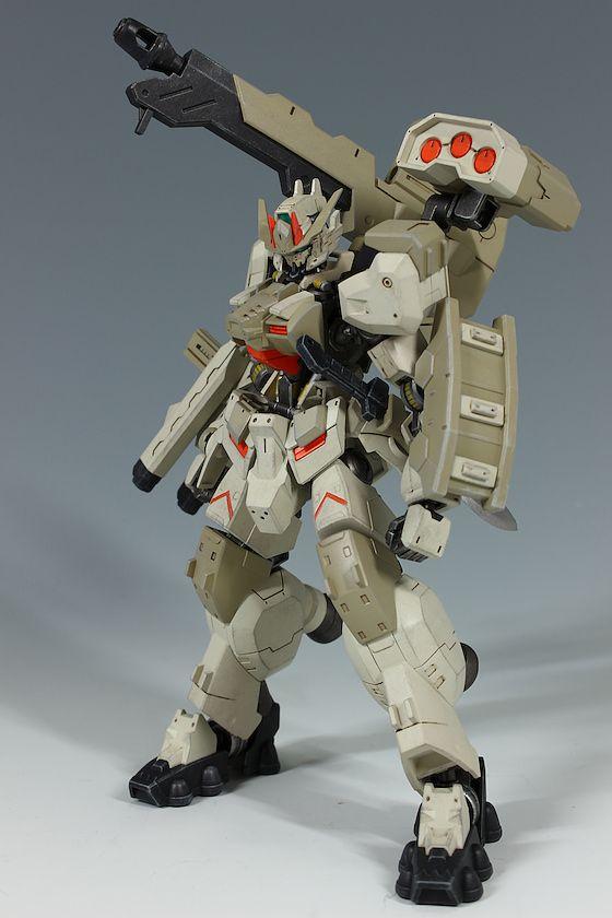 GUNDAM GUY: HG 1/144 Gundam Astaroth Origin REVIVAL - Custom Build                                                                                                                                                                                 More