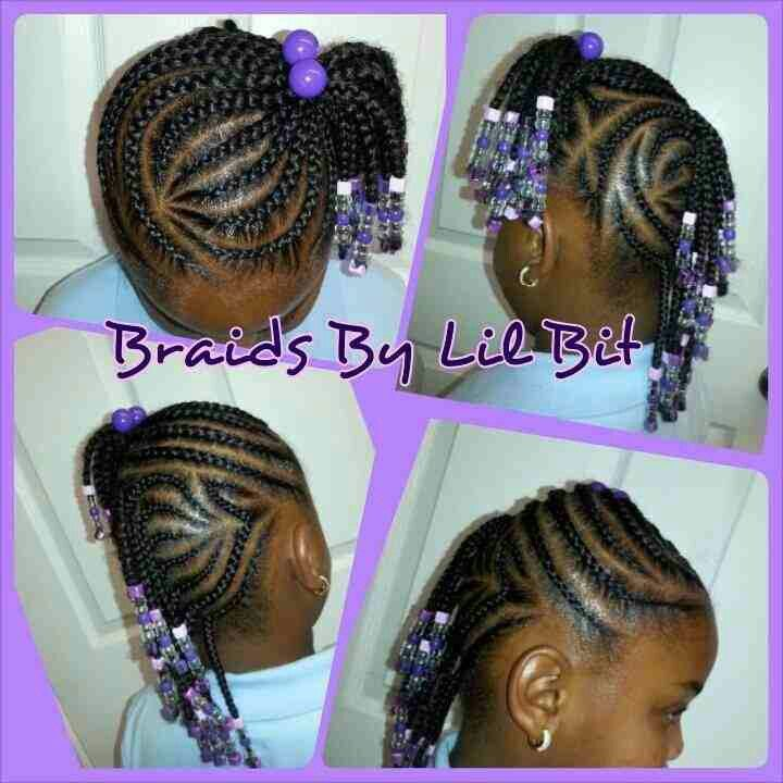Braided Hairstyles For Little Girls 9 Best Little Girl Hairstyles Images On Pinterest  Braids
