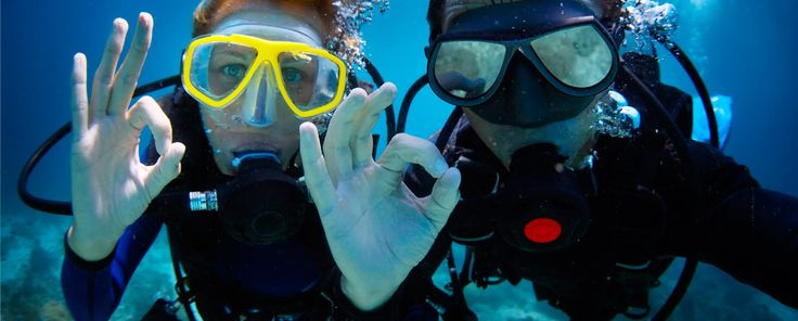 Scuba Diving Courses | Diving in Spain | Diving Holidays